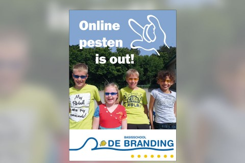 De Branding, advertentie
