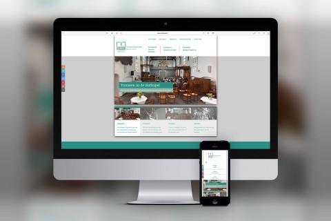 Slotkapel, website