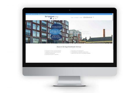 De Hypotheekleader Alkmaar, website