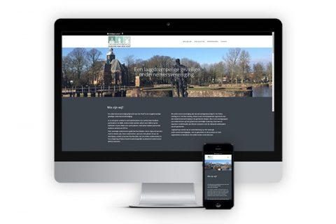 Ondernemersvereniging Egmond aan den Hoef, website