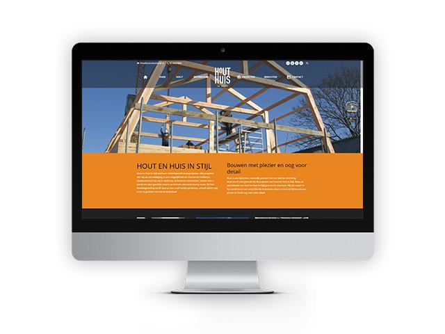 deskstop-website-hout en huis in stijl