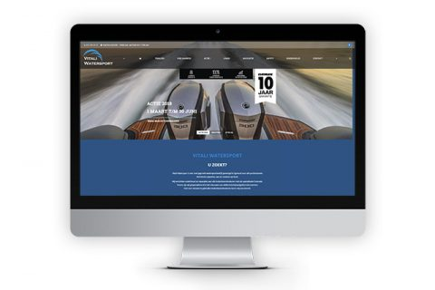Vitali Watersport, website