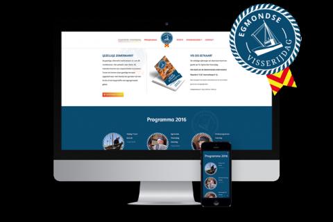 Egmondse Visserijdag , website