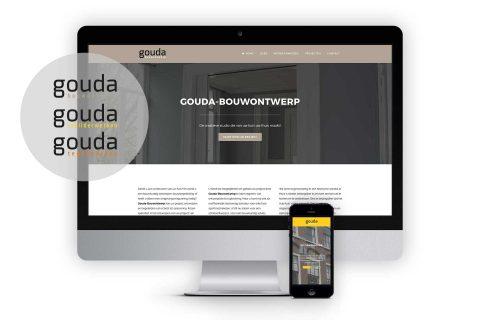 Gouda Bouwontwerp.nl, website