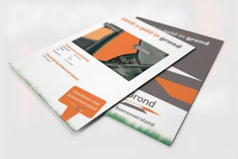 Hollands grond, folder