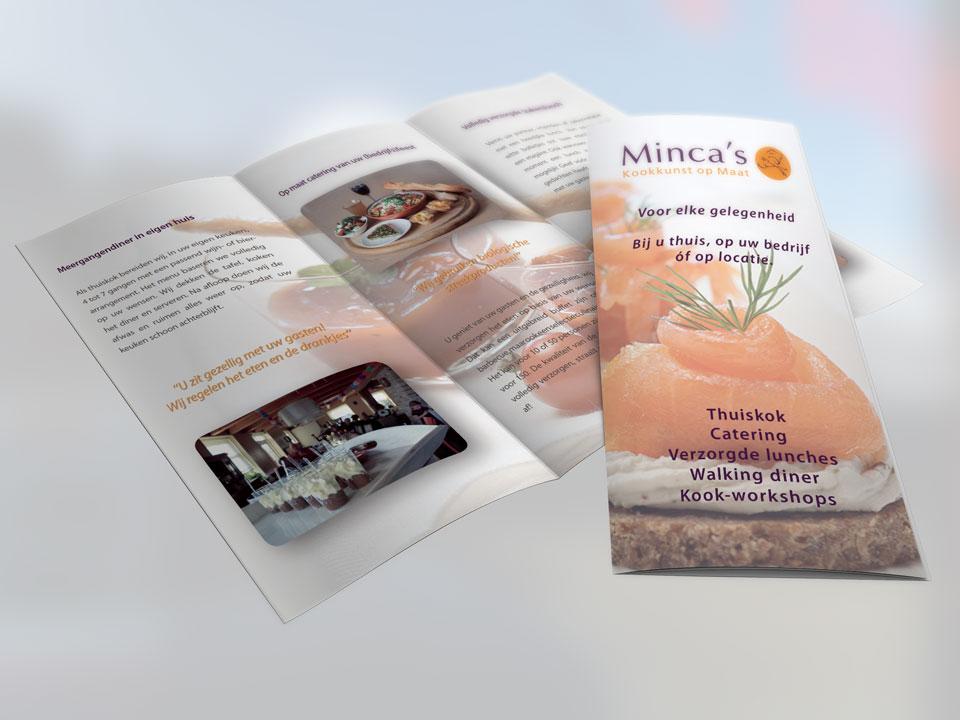 Lynn & Minca, folder
