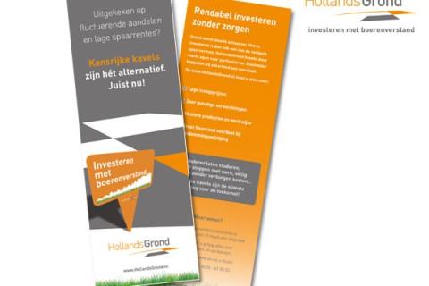 Hollands Grond, flyer