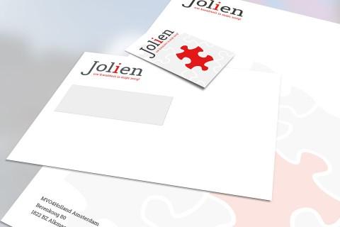 Jolien van der Werff, huisstijl