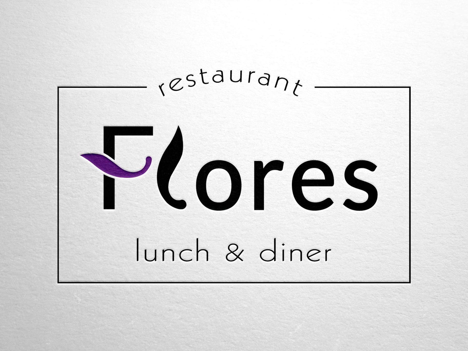 Flores, Logo