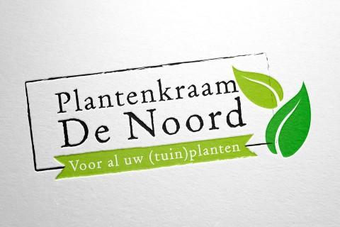 Plantenkraam de Noord, logo