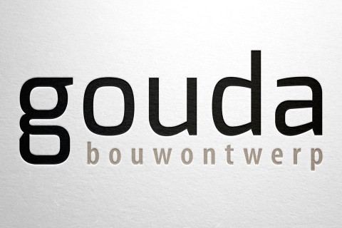 De firma Gouda, logo ontwerp