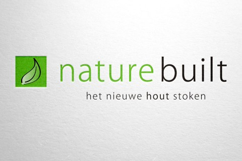 Nature built, logo