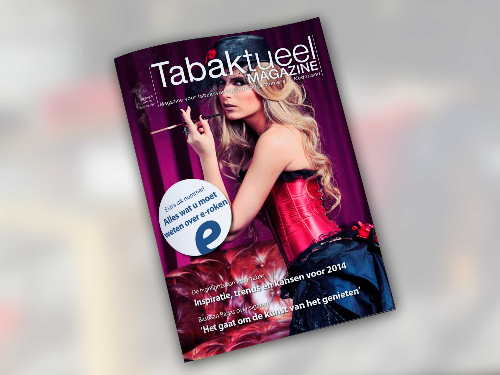 Tabaktueel, magazine