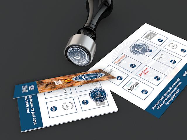 Egmondse Visserijdag, Vis Dis – Stempelkaart
