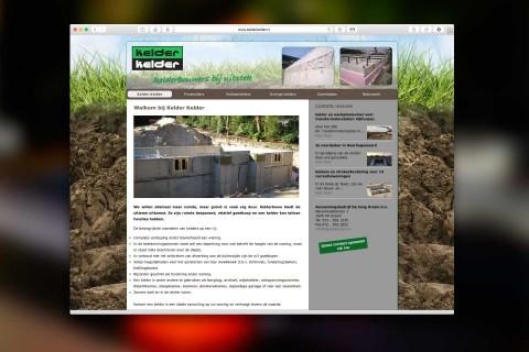 Kelder Kelder, website