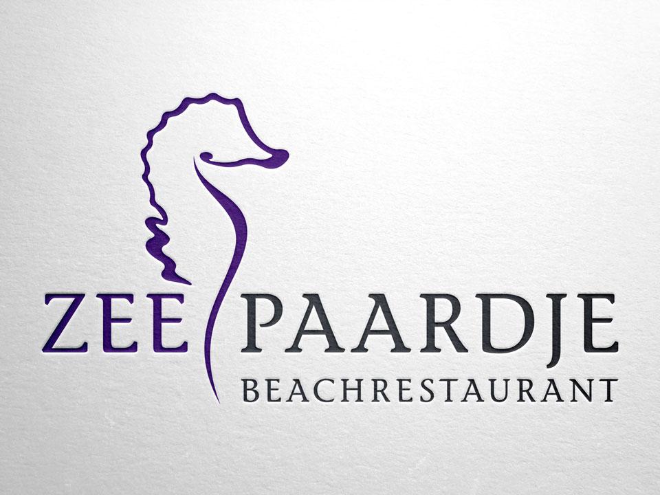 Zeepaardje, logo